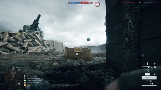 Watch Battlefield™ 1 GIF by @dcdunk on Gfycat. Discover more battlefield_one, ps4share, sony interactive entertainment GIFs on Gfycat