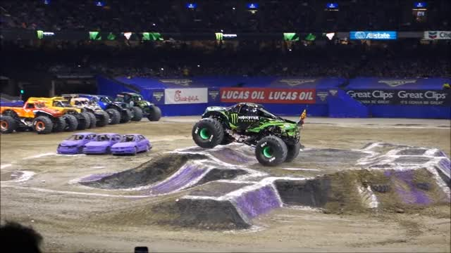 Watch and share 2 Wheel Skills GIFs and Monster Trucks GIFs by jira on Gfycat