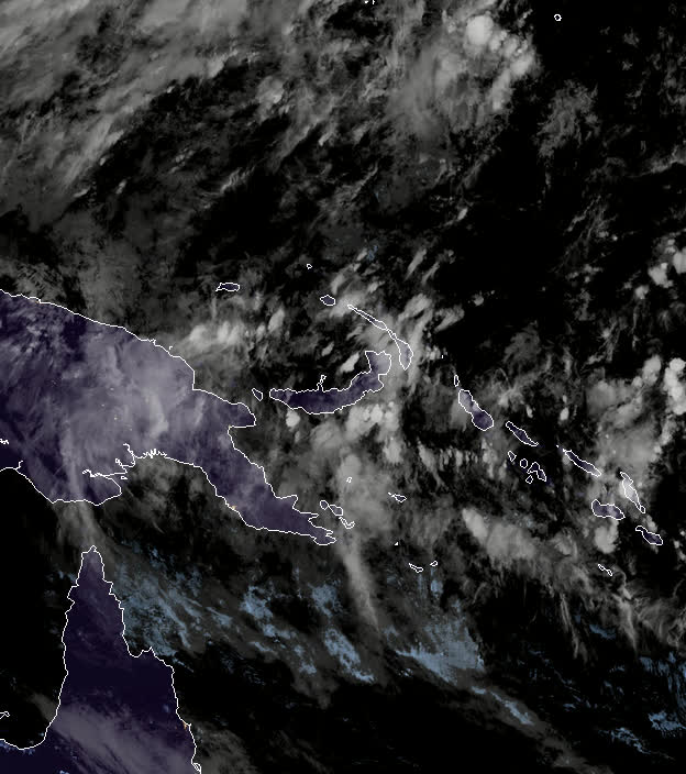 Watch and share Stratospheric Eruption Ulawun Volcano, PNG - August 3, 2019 - Geocolor GIFs by The Watchers on Gfycat