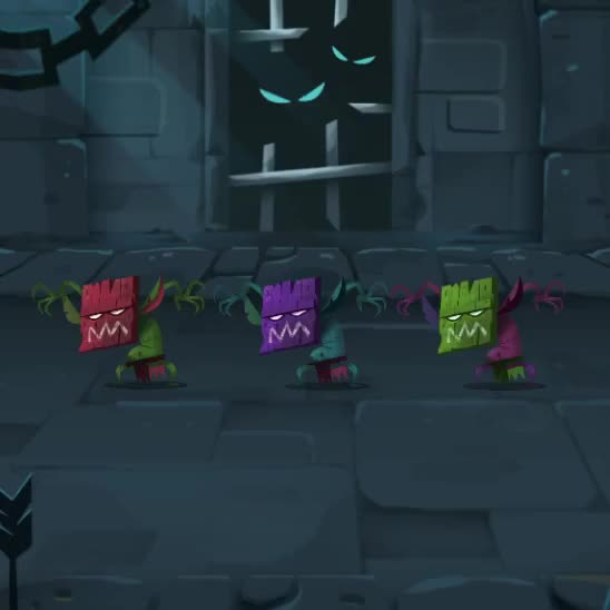 Watch Arithmagic Goblin Recolours & Idle Animation GIF by Gooble Games (@kgooble) on Gfycat. Discover more animation, goblin, indiedev, mobilegames GIFs on Gfycat