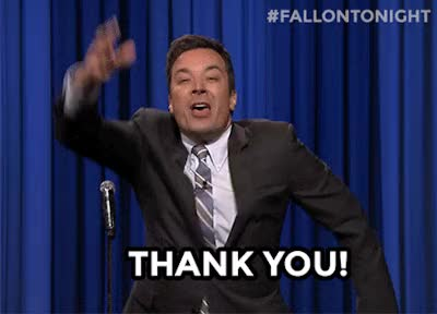 Watch and share Jimmy Fallon GIFs and Blessing GIFs by Reactions on Gfycat