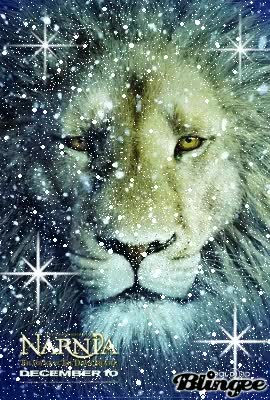 Watch Narnia 3 movie: Aslan poster GIF on Gfycat. Discover more related GIFs on Gfycat