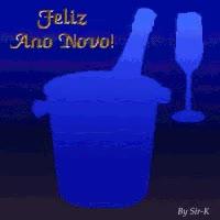 Watch and share Feliz Ano Novo-Happy New Year (cor..) By Sir-K GIFs on Gfycat