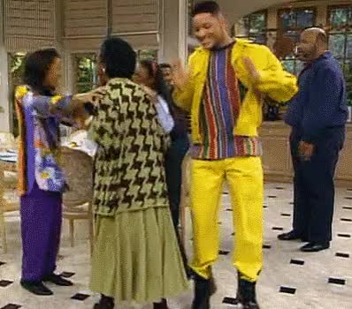 will smith, will smith dancing GIFs