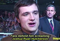 Watch and share Josh Hutcherson GIFs on Gfycat