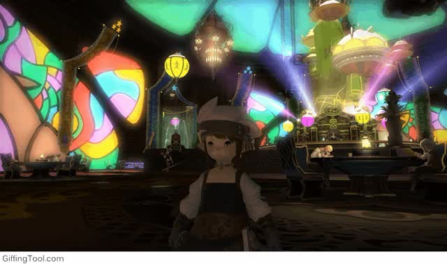 Watch and share FFXIV ! Mark GIFs by phong9 on Gfycat