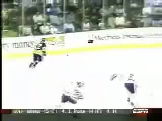 Watch and share Malarchuk GIFs and Goalie GIFs on Gfycat