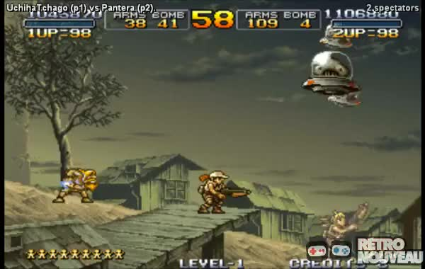 Watch and share Metal Slug GIFs by simonlah on Gfycat