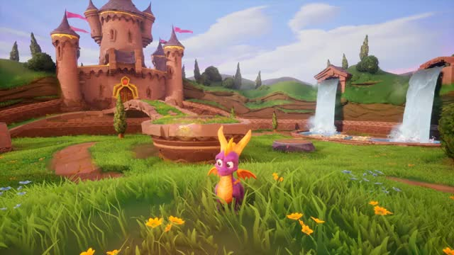 Watch and share Spyro Reignited Trilogy 2019.10.08 - 04.56.28.12.DVR GIFs by tubular1845 on Gfycat