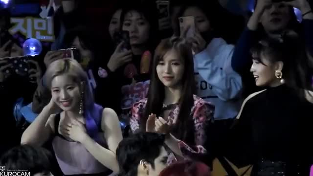 Watch [181214] TWICE(트와이스) Fancam 'Ending Stage' [EMOTIONAL] @2018 MAMA in HONGKONG GIF on Gfycat. Discover more 181214, Mina, Reaction, chaeyoung, dahyun, fancam, jihyo, jungyeon, kpop, mama, momo, nayeon, sana, twice, tzuyu GIFs on Gfycat