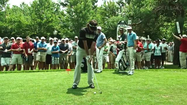 Watch and share Left Hand Golfers GIFs and Phil Mickelson GIFs by brokejoke on Gfycat