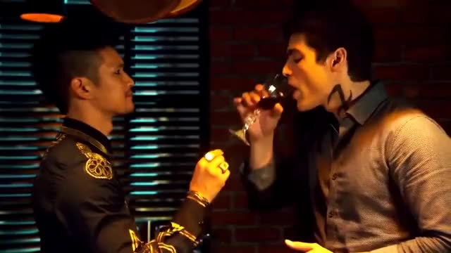 Watch Malec scenes 3x03 part 2 GIF on Gfycat. Discover more malec, shadowhunters GIFs on Gfycat