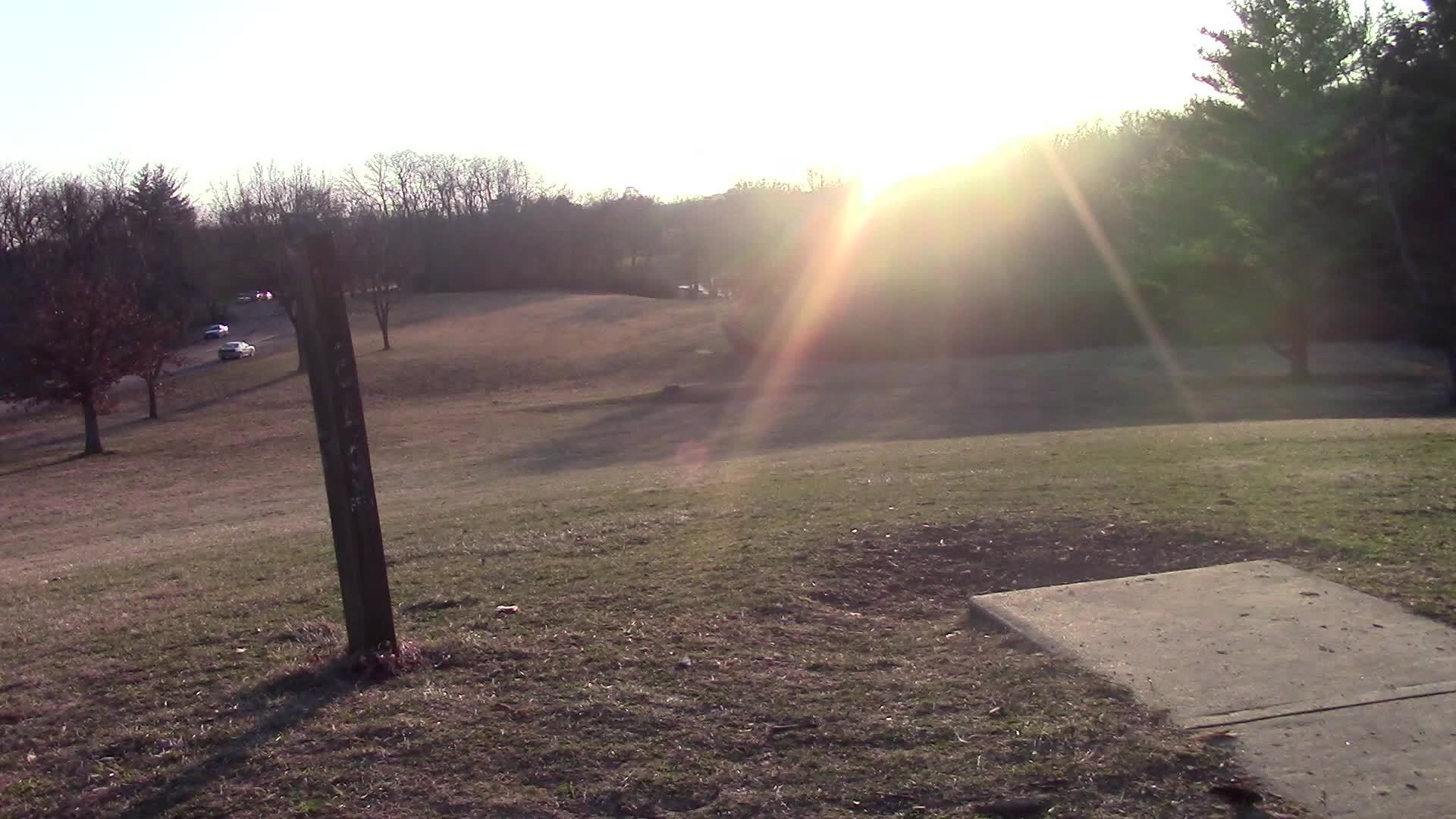 discgolf, Tried to get me throwing a bomb drive on camera [Gif] (reddit) GIFs