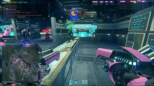 Watch and share Emeraldps2 GIFs and Planetside GIFs by alboridian on Gfycat