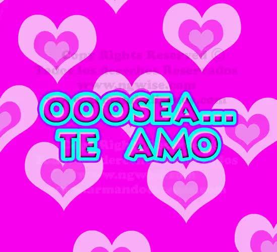 Watch and share Te Amo Esposo GIFs on Gfycat
