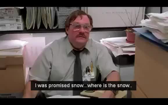 Watch and share Its Snowing Everywhere Except Here.. :( GIFs on Gfycat