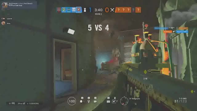 Watch clipped GIF on Gfycat. Discover more Rainbow6, Siege GIFs on Gfycat