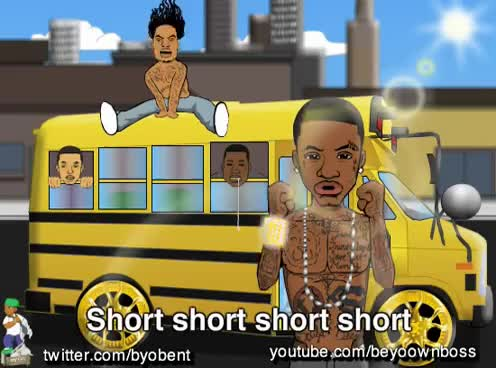 Watch and share Shawt Bus Shawty GIFs and Short Bus Shorty GIFs on Gfycat