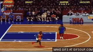 Watch and share Nba Jam GIFs on Gfycat