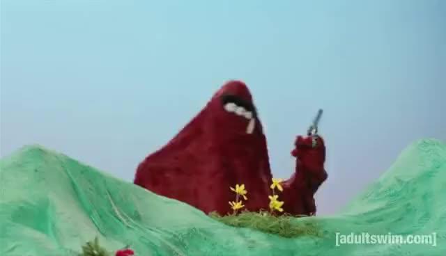 Watch Mastodon monster shootong GIF on Gfycat. Discover more evil puppet, mastodon GIFs on Gfycat
