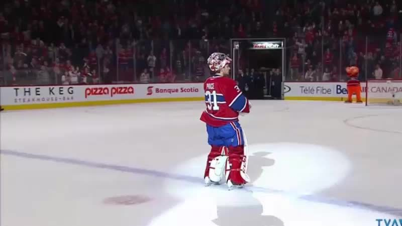 aww, gifs, hawwkey, Price gives puck GIFs