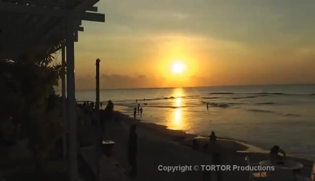 Watch and share Kuta Bali Beach - Indonesian Best Beach GIFs on Gfycat