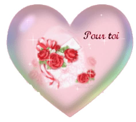 Watch and share 5 Gifs Ou Images D'amour animated stickers on Gfycat