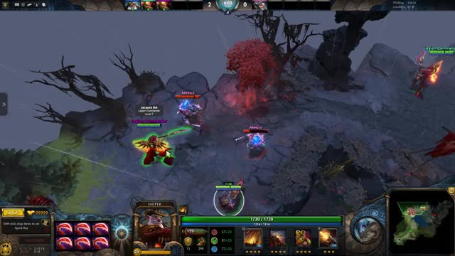 Watch and share Legion Commander GIFs and Meepo GIFs on Gfycat