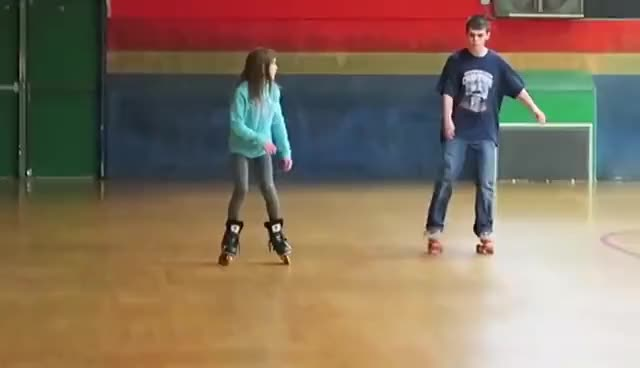 Watch and share Roller Skating GIFs and Rollerskating GIFs on Gfycat