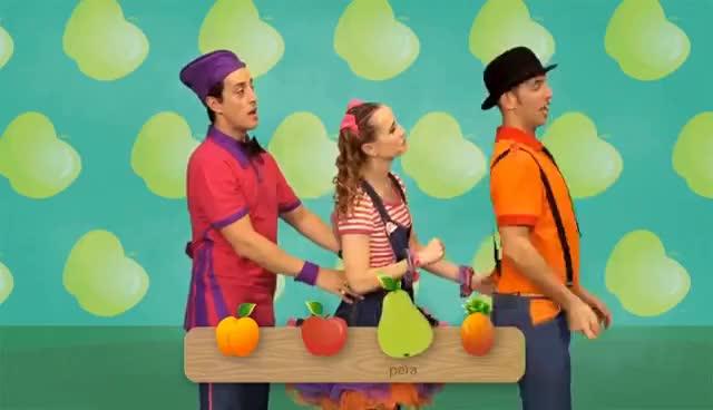 Watch and share Pica-Pica - El Baile De La Fruta (Videoclip Oficial) GIFs on Gfycat