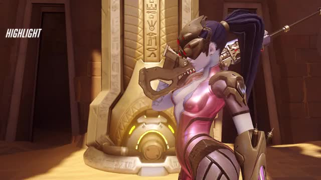 Watch Wzy bby GIF by @lsilva02 on Gfycat. Discover more highlight, overwatch, widowmaker GIFs on Gfycat