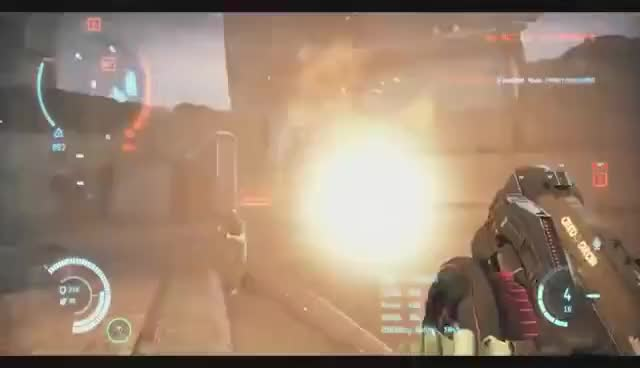 Watch and share Dust 514 Shotgun Montage GIFs on Gfycat