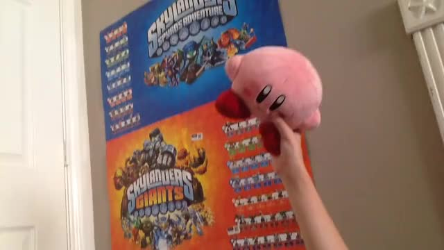 Watch and share Kirby GIFs and Plush GIFs on Gfycat