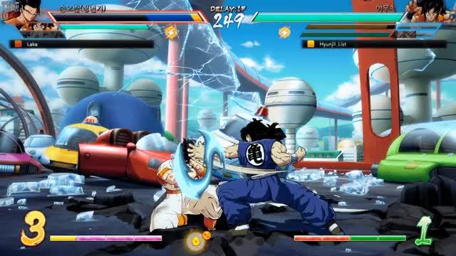 Watch Honeycam 2018-07-21 04-16-38 GIF on Gfycat. Discover more Dragon Ball FighterZ, dbfz GIFs on Gfycat