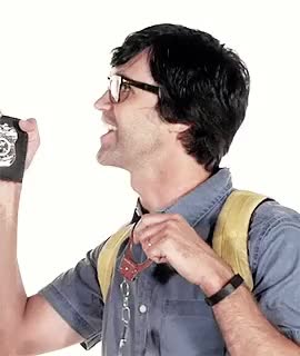 Watch kink neal GIF on Gfycat. Discover more 740, 8, gif, gmm, good mythical morning, link gmm, link neal, sans glasses, ~ GIFs on Gfycat