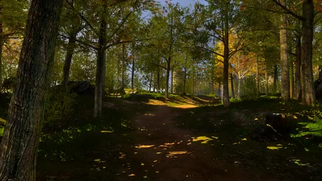 Watch and share [The Talos Principle] A Walk Through The Forest (reddit) GIFs by criskrossed on Gfycat