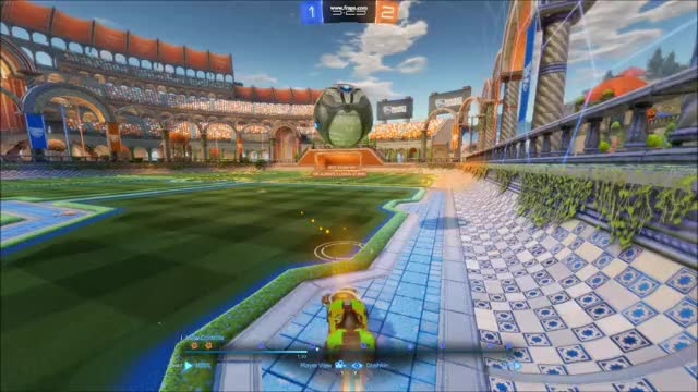 Watch Dribble stall off spoiler GIF on Gfycat. Discover more Rocket League, RocketLeague, rocketleague GIFs on Gfycat