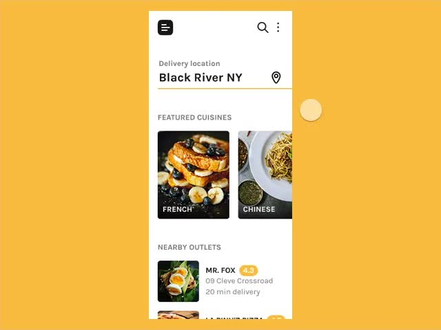 Watch and share Food-delivery-app GIFs on Gfycat
