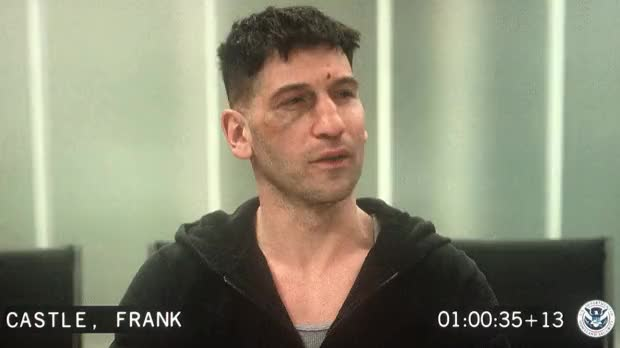 Watch and share Jon Bernthal GIFs and The Punisher GIFs by barkley1406 on Gfycat
