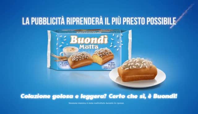 Watch and share Colazione Golosa E Leggera? Certo Che Sì, È Buondì! GIFs on Gfycat
