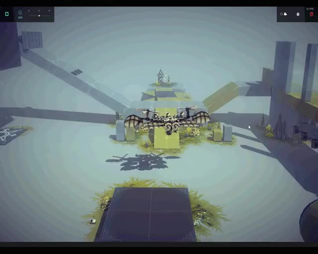 Watch Pelican Pt. 2 (Besiege) GIF by @mralaz10 on Gfycat. Discover more 60fpsgifs, Besiege, besiege GIFs on Gfycat
