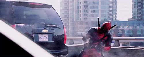 Watch and share Deadpool Movie GIFs on Gfycat