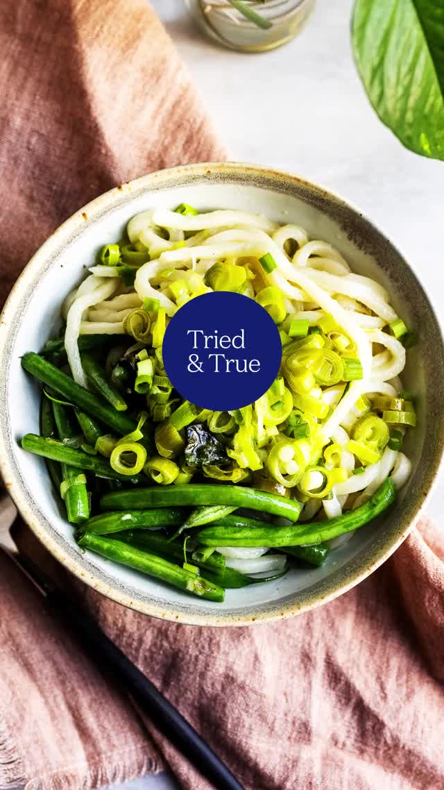 Watch and share Green Garlic Udon GIFs by triedandtruerecipes on Gfycat