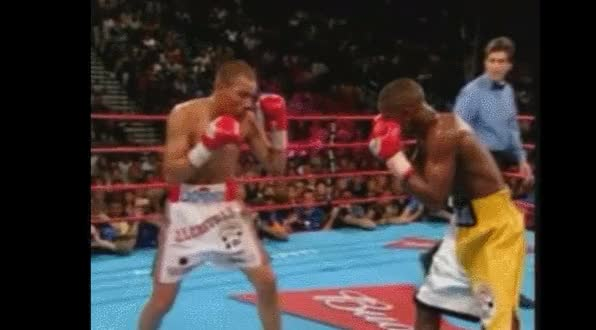Watch Mayweather Pull GIF on Gfycat. Discover more related GIFs on Gfycat