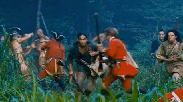 Watch and share Last Of The Mohicans GIFs and Daniel Day Lewis GIFs by Space Ace Wiley on Gfycat