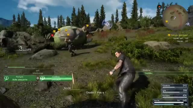Watch and share Ffxv GIFs by IzThatit on Gfycat