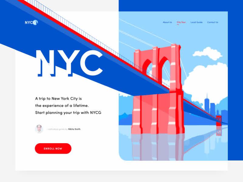 nyc dribbble GIFs