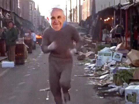 Watch and share Pope Francis GIFs on Gfycat
