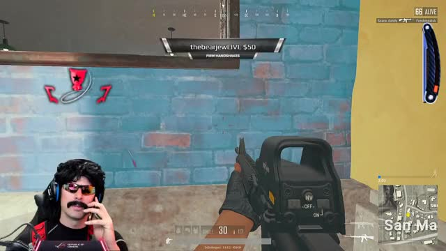Watch DrDisRespect - Assassin Feeds Her Prey GIF on Gfycat. Discover more assassin, dr disrespect, drdisrespect, pubg, record, twitch GIFs on Gfycat