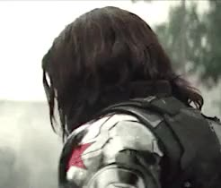 Watch and share Give The Man A Hug GIFs and James Bucky Barnes GIFs on Gfycat